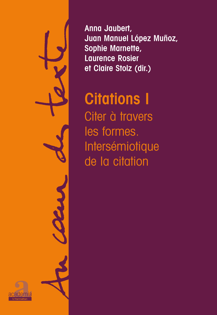 Citations I