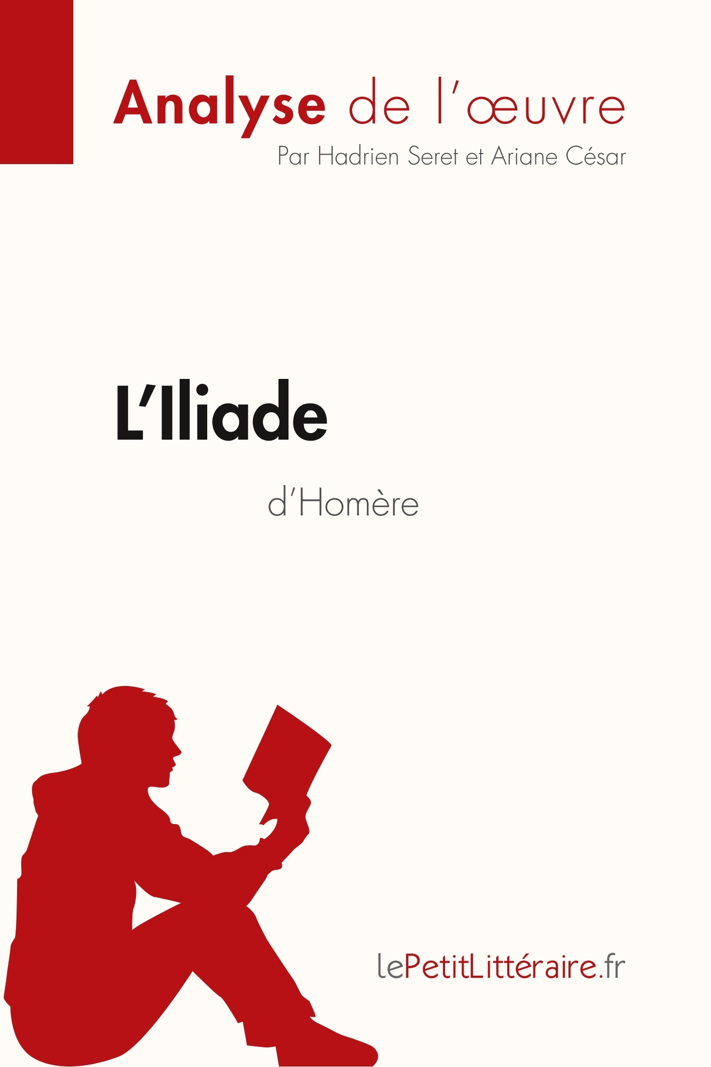 ANALYSE L ILIADE D HOMERE ANALYSE COMPLETE DE L UVRE ET RESUME