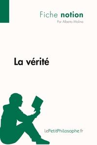 LA VERITE (FICHE NOTION)