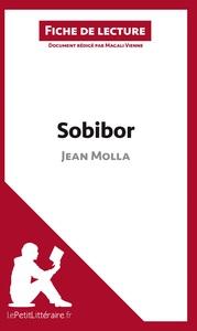 ANALYSE SOBIBOR DE JEAN MOLLA ANALYSE COMPLETE DE L UVRE ET RESUME