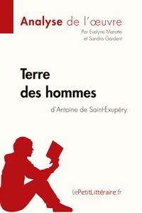 ANALYSE TERRE DES HOMMES D ANTOINE DE SAINT EXUPERY ANALYSE COMPLETE DE L UVRE