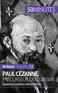 PAUL CEZANNE PRECURSEUR DU CUBISME