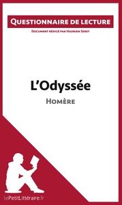 QUESTIONNAIRE DE LECTURE L ODYSSEE D HOMERE