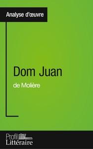 DOM JUAN DE MOLIERE