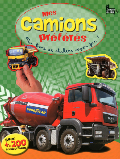 MES CAMIONS PREFERES