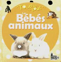 TOUCHE-A-TOUT BEBES ANIMAUX