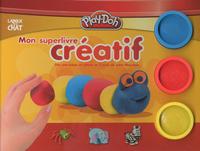 PLAY-DOH MON SUPER-LIVRE CREAT