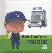 MARIE-PIERRE VOLVER POLICIERE
