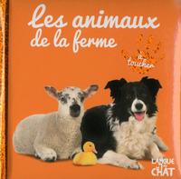 BEBE TOUCHE-A-TOUT LES ANIMAUX DE LA FERME - TOME 14B