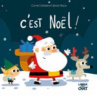 C'EST NOEL ! - MON LIVRE ANIME