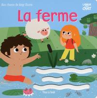 MON CHEMIN DE DOIGT ILLUSTRE LA FERME