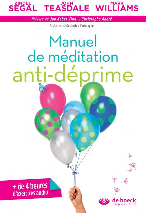 MANUEL DE MEDITATION ANTI-DEPRIME