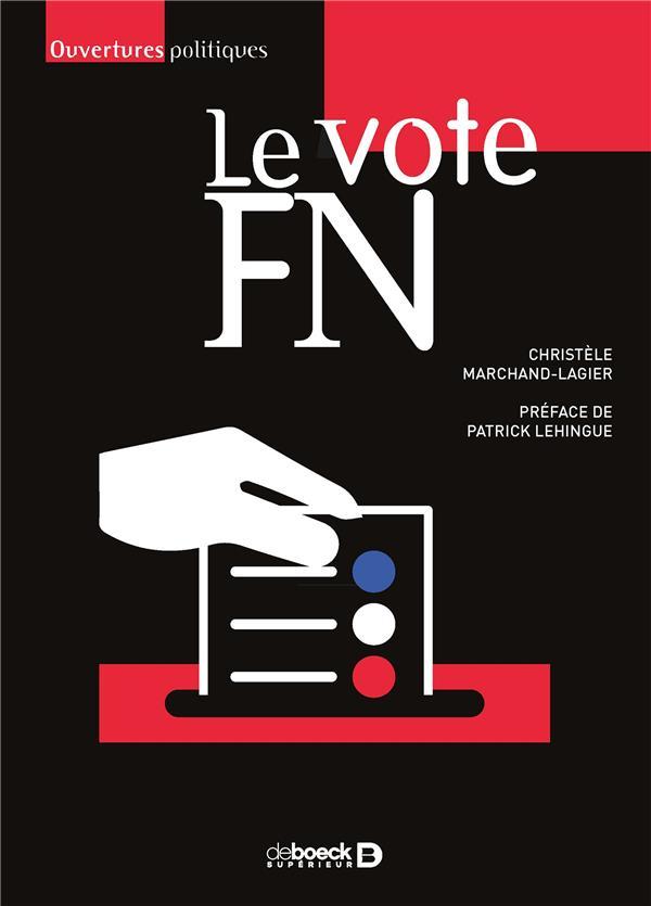 VOTE FN (LE)