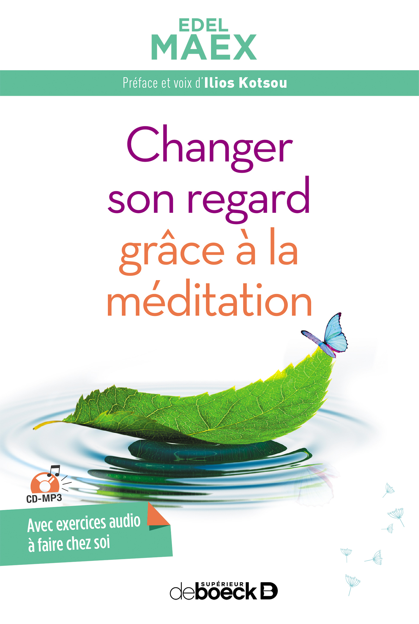 CHANGER SON REGARD GRACE A LA MEDITATION CD MP3