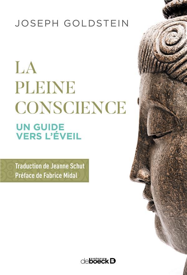 PLEINE CONSCIENCE UN GUIDE VERS L'EVEIL (LA)