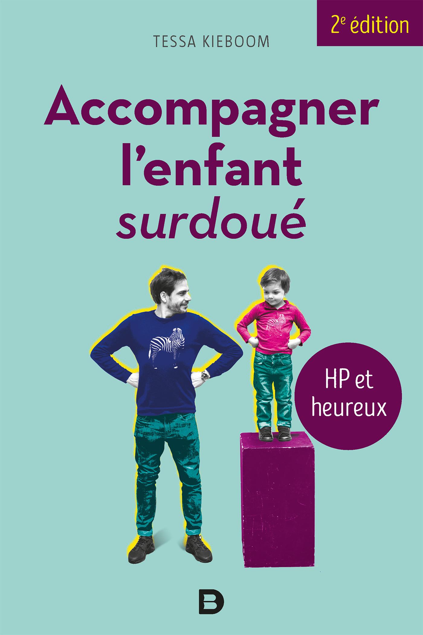 ACCOMPAGNER L'ENFANT SURDOUE