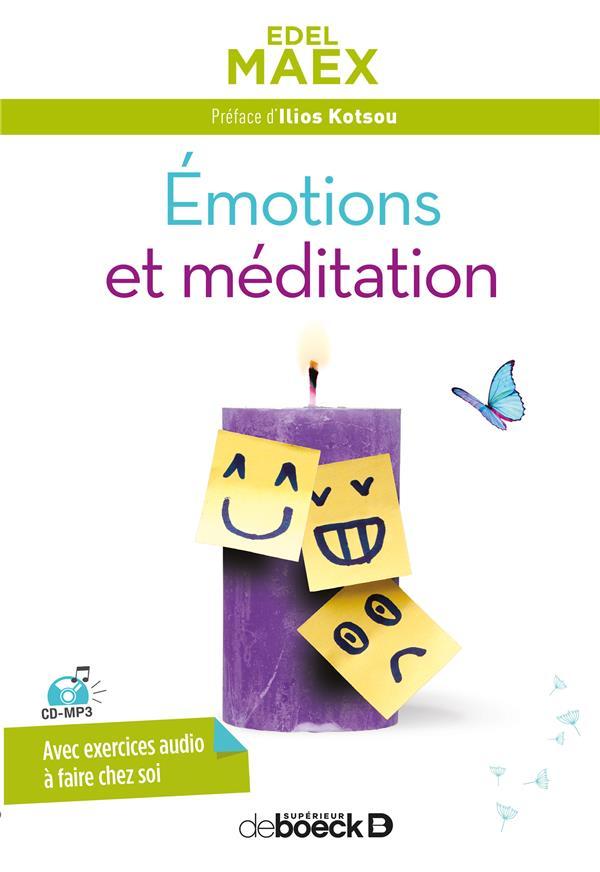 EMOTIONS ET MEDITATION