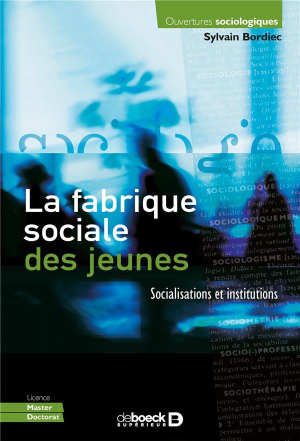 FABRIQUE SOCIALE DES JEUNES (LA)