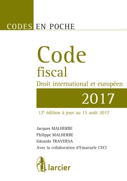 CODE FISCAL DROIT INTERNATIONAL