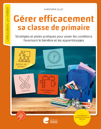GERER EFFICACEMENT SA CLASSE DE PRIMAIRE