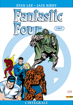 FANTASTIC FOUR L'INTEGRALE T06 1967