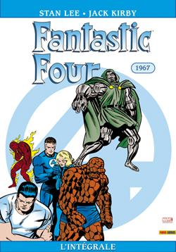 FANTASTIC FOUR L'INTEGRALE T06 1967