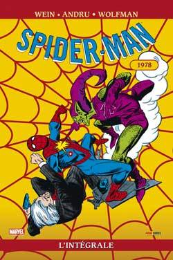 SPIDER MAN L INTEGRALE 1976-1977
