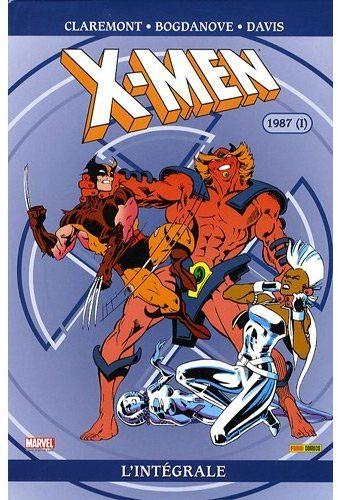 X-MEN INTEGRALE T16 1987-1