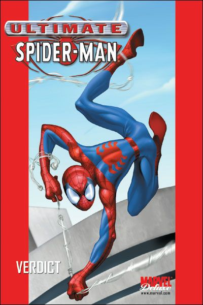 ULTIMATE SPIDER-MAN VOL 3