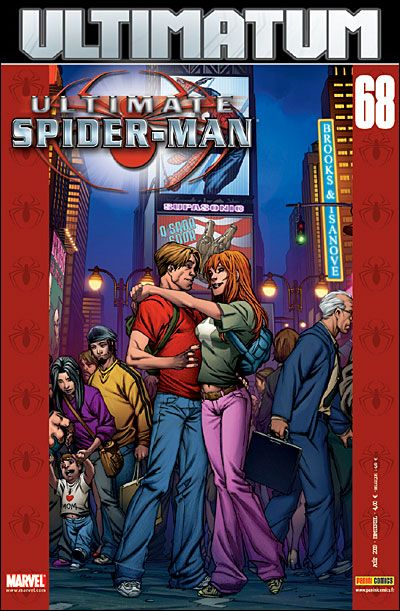 ULTIMATE SPIDER-MAN 68
