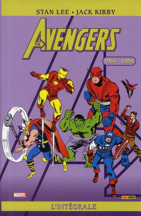 AVENGERS T01 1963-1964