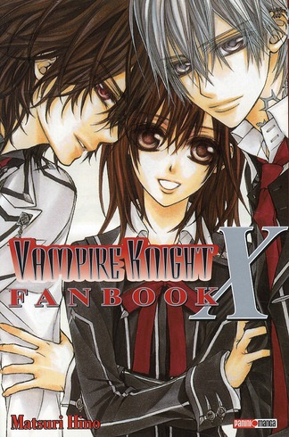 VAMPIRE KNIGHT FAN BOOK