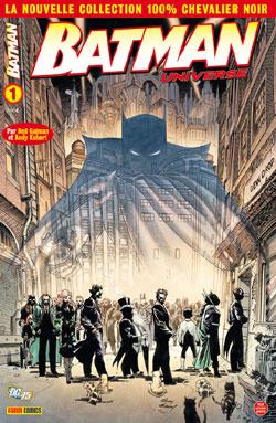 BATMAN UNIVERSE 01