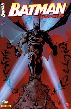 BATMAN UNIVERSE 02