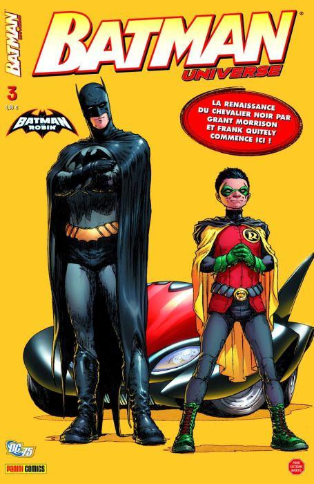 BATMAN UNIVERSE 03
