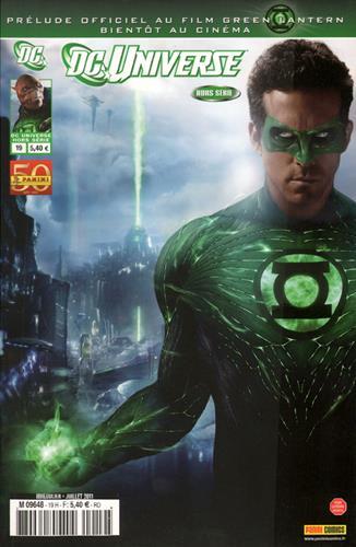 DC UNIVERSE HS 19 : GREEN LANTERN