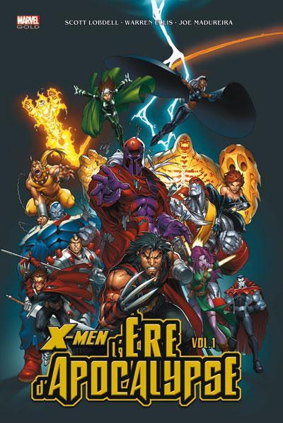 X-MEN L'ERE D'APOCALYPSE T01