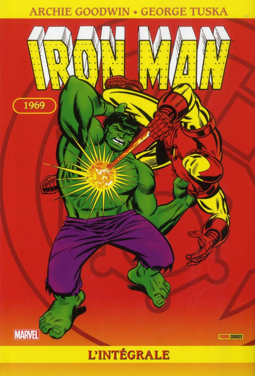 L INTEGRALE: IRON MAN T05