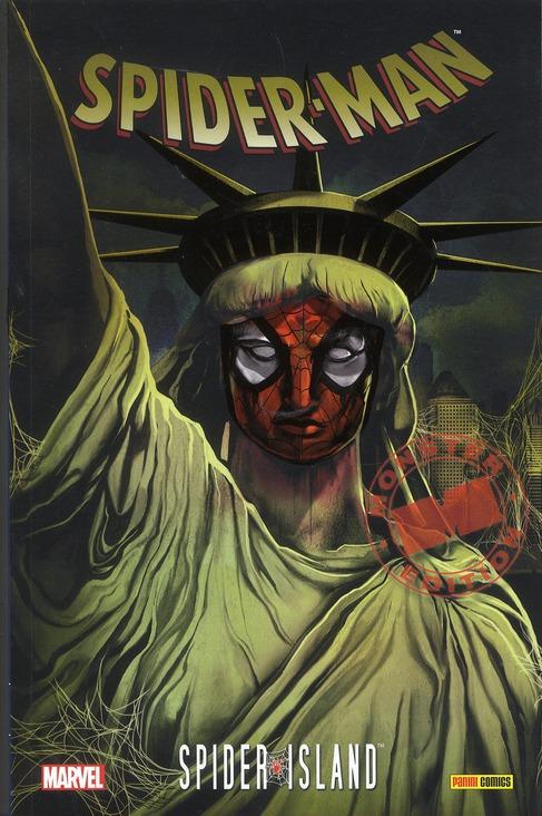 SPIDER-MAN : SPIDER ISLAND