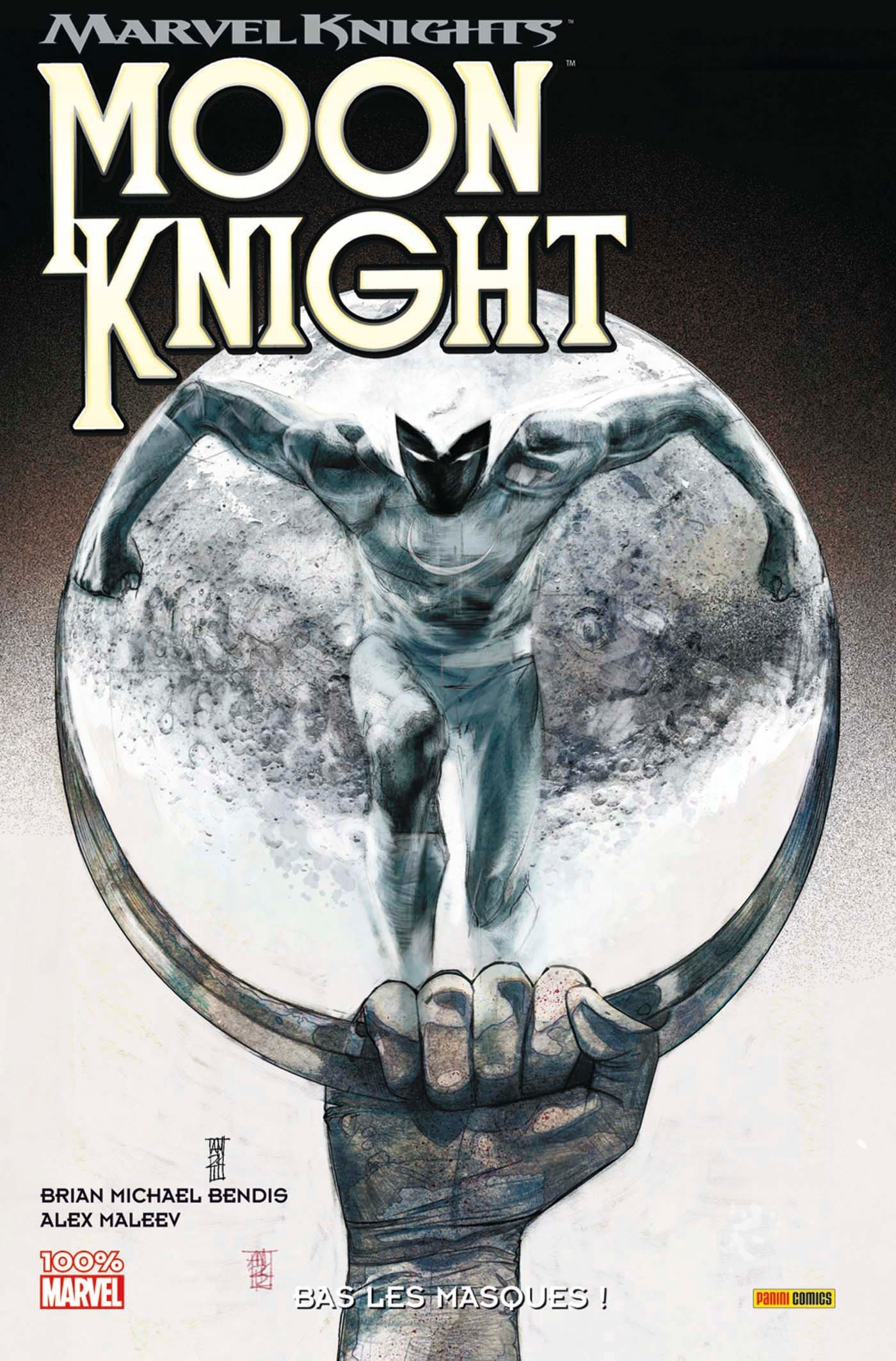 MARVEL KNIGHTS MOON KNIGHT T02