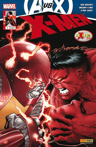X-MEN 2012 005  AVENGERS VS X-MEN  & EXILED (2/4)