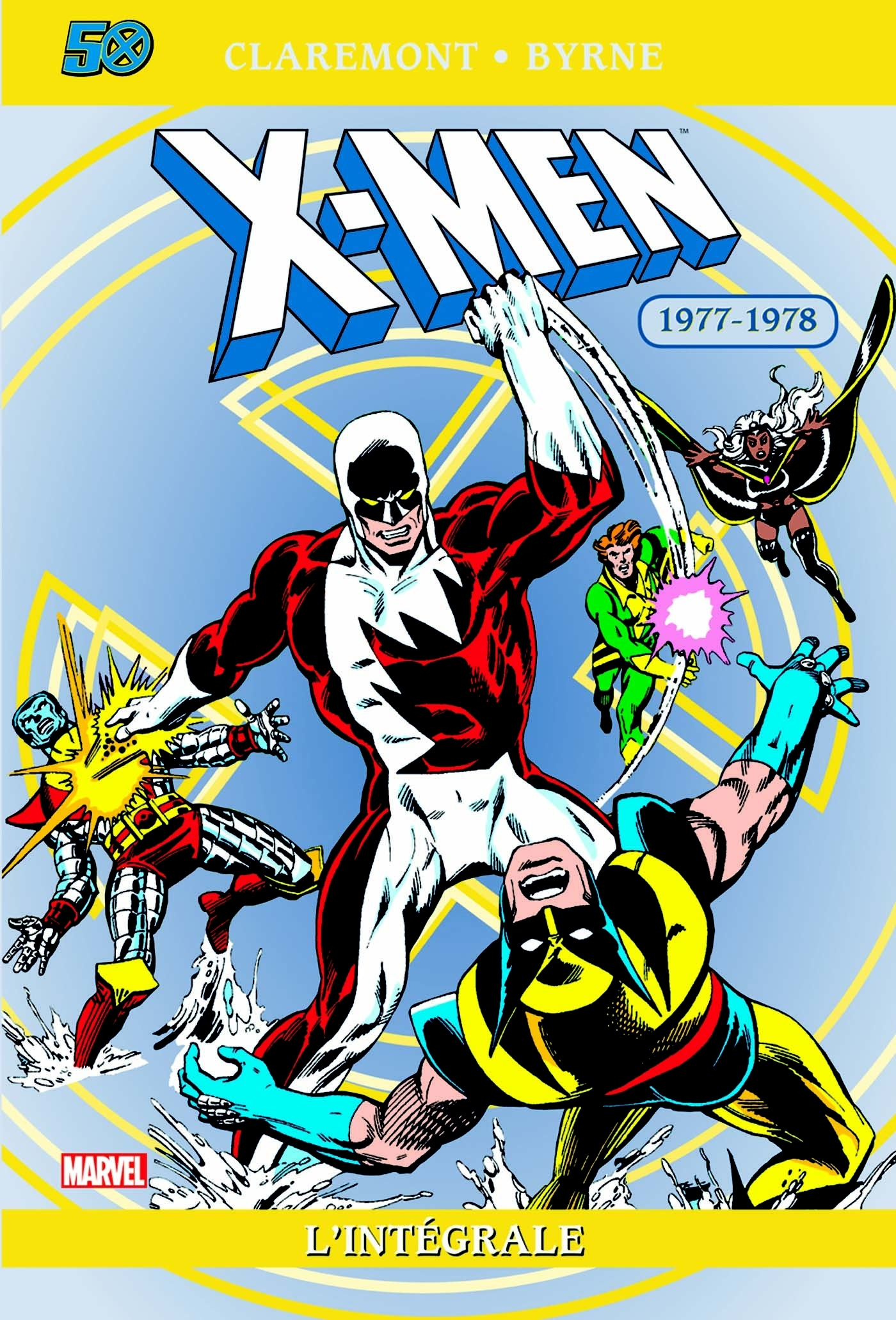 L'INTEGRALE : X-MEN T02 (1977/1978) + COFFRET