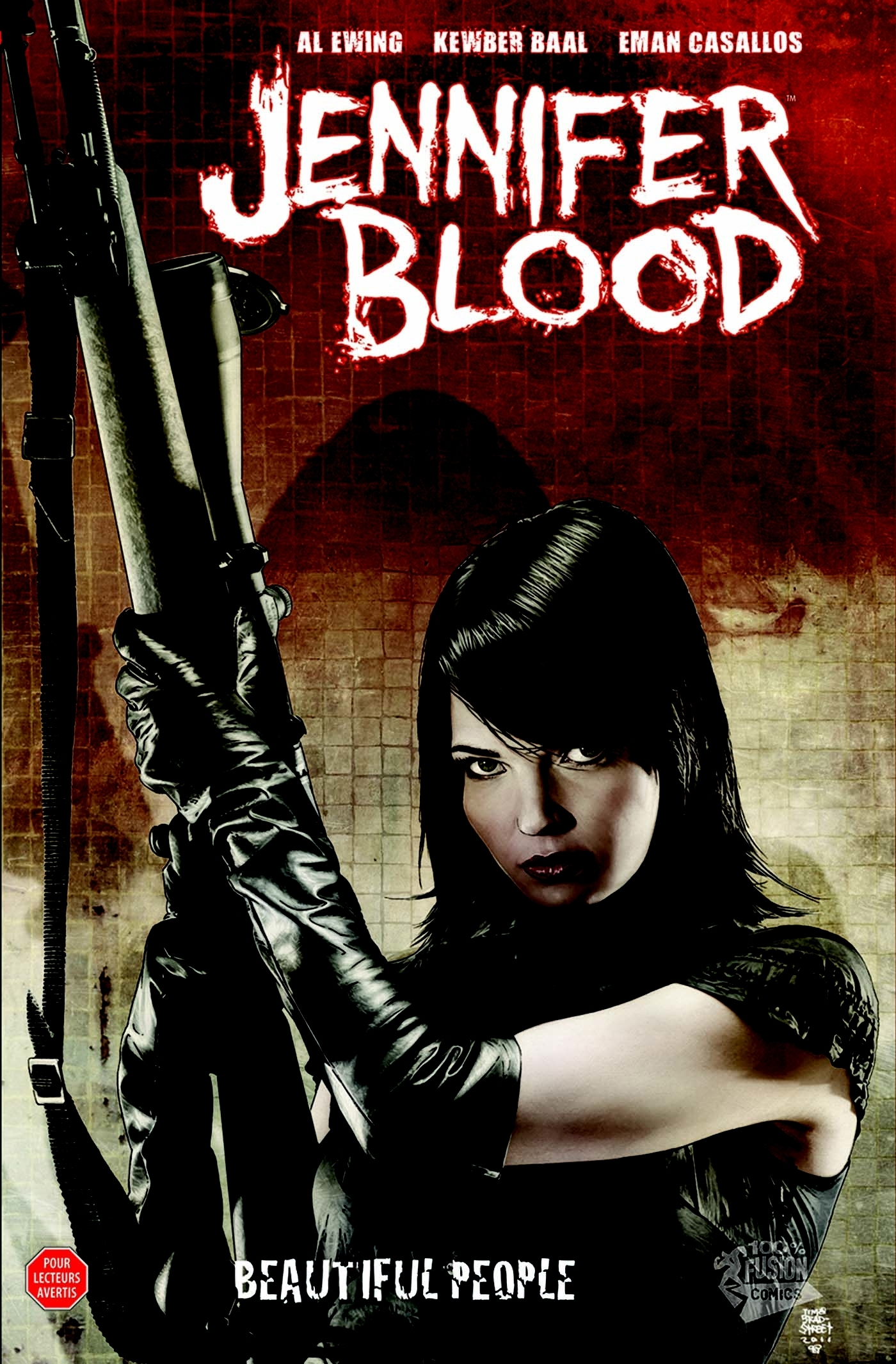 JENNIFER BLOOD T02