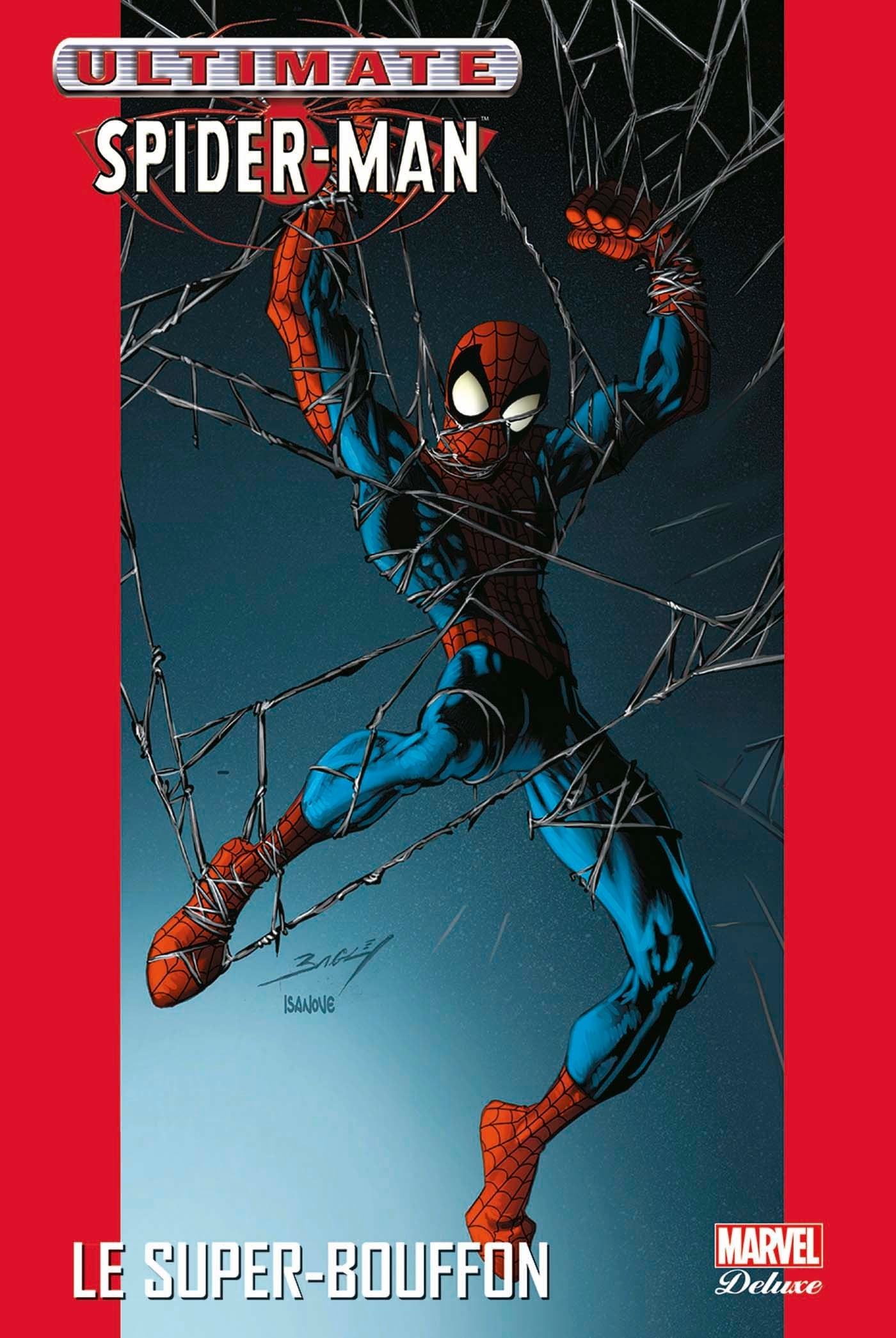 ULTIMATE SPIDER-MAN T07 LE SUPER-BOUFFON