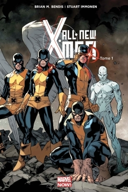 ALL NEW X-MEN T01