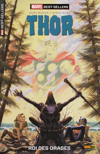 MARVEL BEST-SELLERS 005 THOR - ROI DES ORAGES