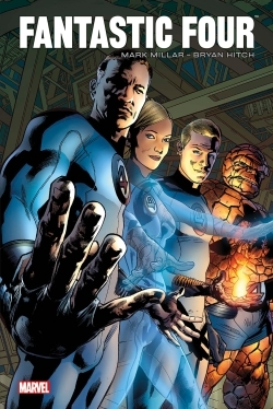 FANTASTIC FOUR PAR MARK MILLAR ET BRIAN HITCH