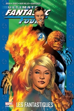 ULTIMATE FANTASTIC FOUR T01
