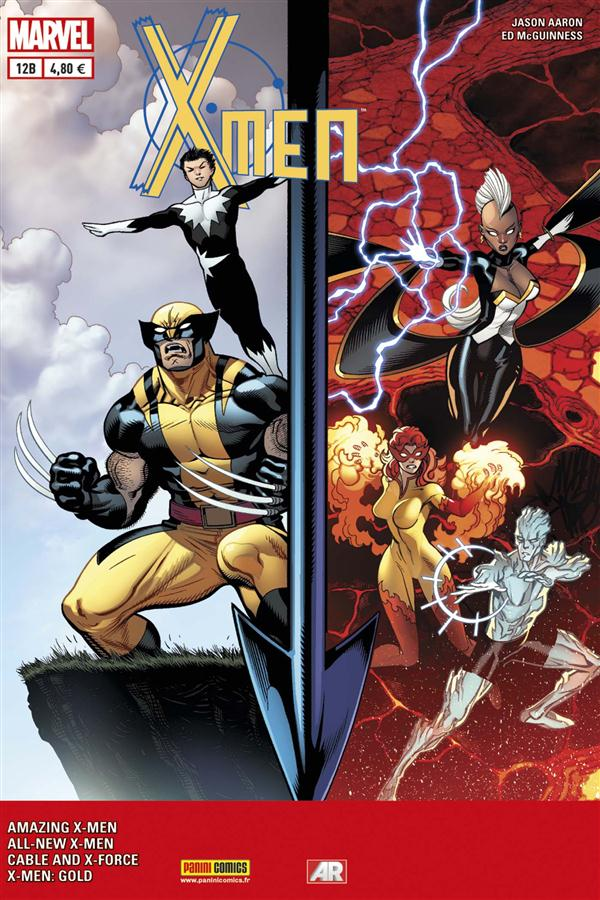 X-MEN 2013 012 COVER SPECIAL LIBRAIRIE