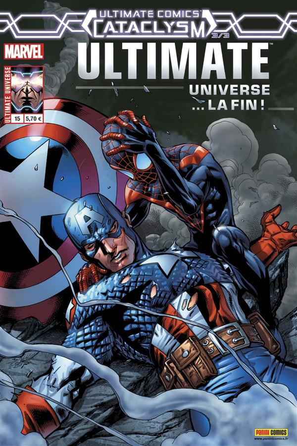 ULTIMATE UNIVERSE 15 CATACLYSM 3/3